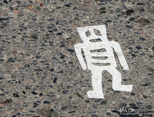 Road Robot in Toronto by Linda Campbell